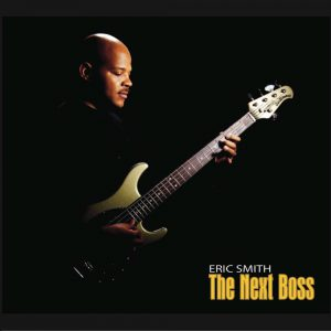 "photo of CD Album Cover for, ""The Next Boss"""