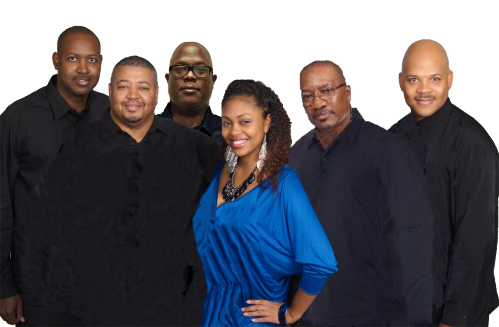 Group photo of Epitome ShowBand