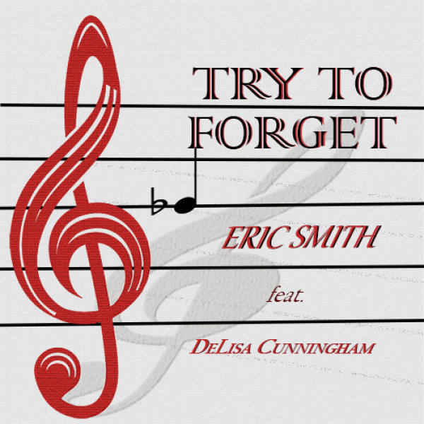 Album cover for the song Try to Forget